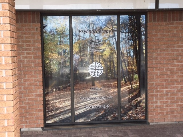 Wall Decals And Window Film Speedpro Signs Barrie