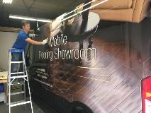 3M Certified Vehicle graphics installation