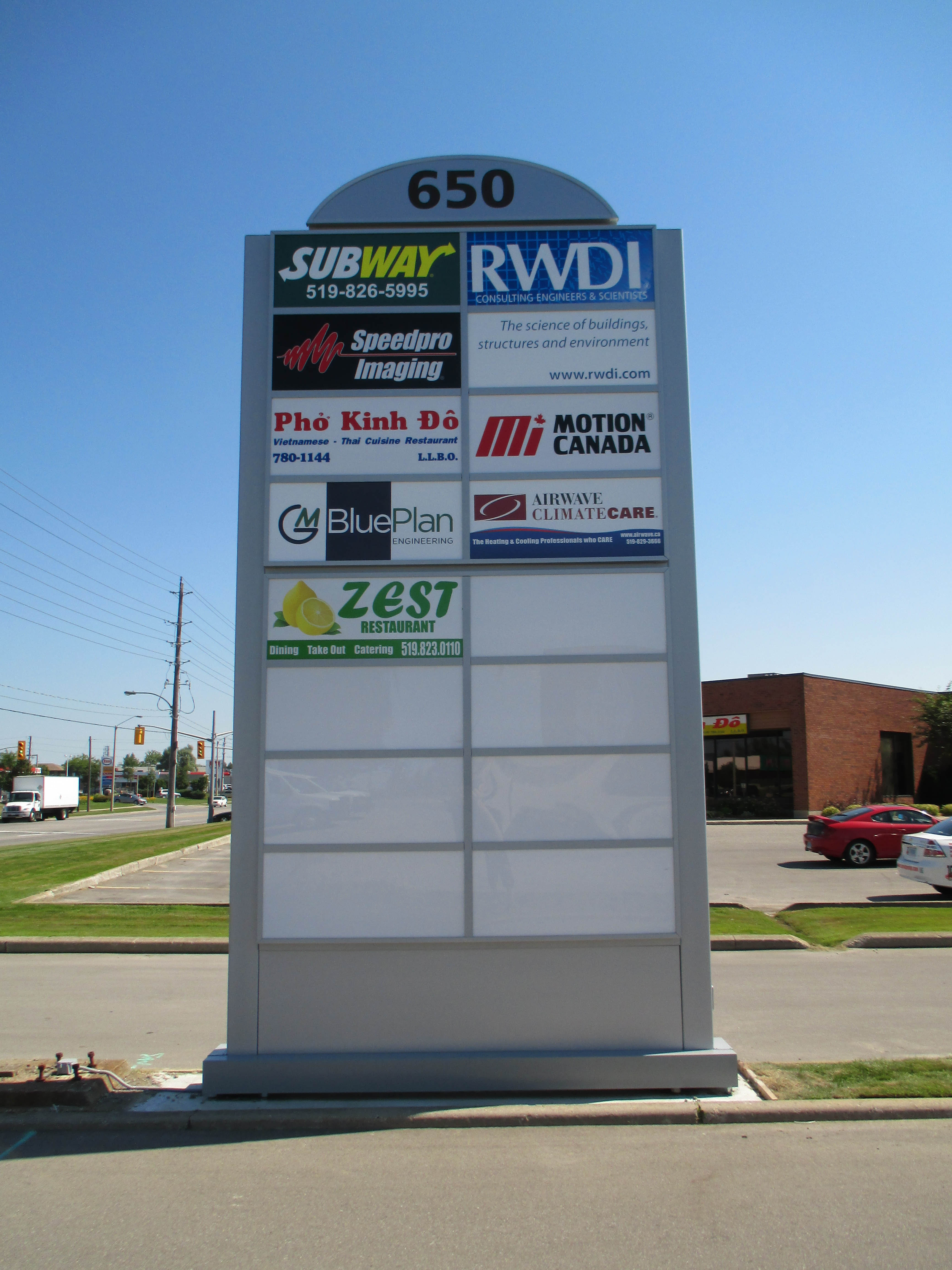 Sign Guelph City Realty July