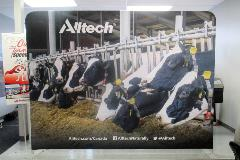Alltech booth side 2