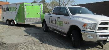 North Scape Truck and Trailer
