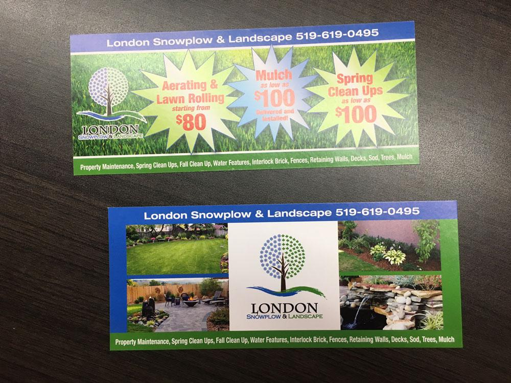 Business Cards and Printing London Speedpro Imaging