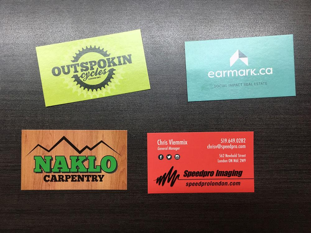 Business Cards And Printing London