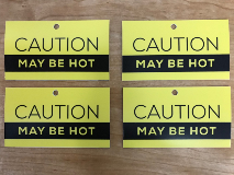 Heater Tags