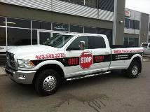 One Stop Vehicle Wrap