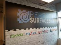 Install Perfect Surfaces New Site March 1